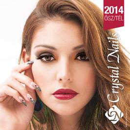 Crystal Nails 2014 ŐSZ/TÉL kiegészítő katalógus